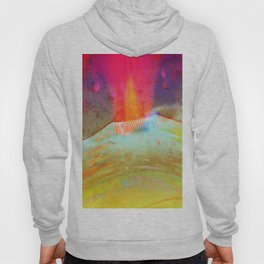 Volcanic Eruption II Hoody