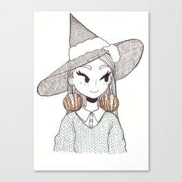 Cinnamon rolls Canvas Print