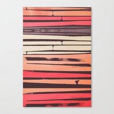 Peach 'N Creme Canvas Print