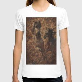The Spirit of Black Sterling T-shirt