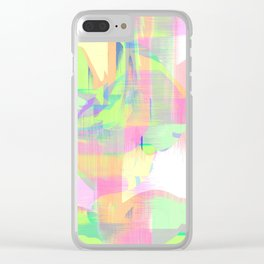 Happy Memory Clear iPhone Case