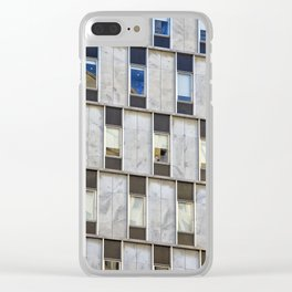 Blocks of Chase Clear iPhone Case
