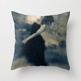 Dance 7 Throw Pillow