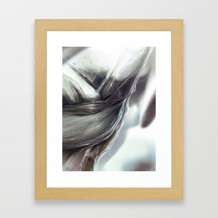 Slobberknocker Framed Art Print