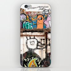 Graffiti strati iPhone Skin