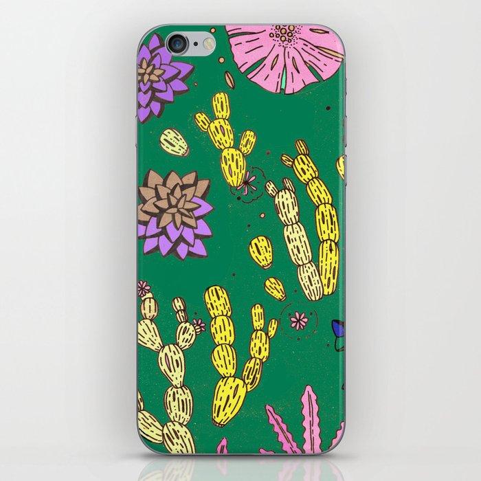 Baja California iPhone Skin