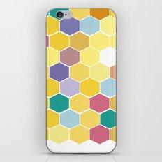 Honey Comb turns Zesty iPhone & iPod Skin