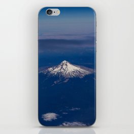 Pacific Northwest Aerial View - I iPhone Skin
