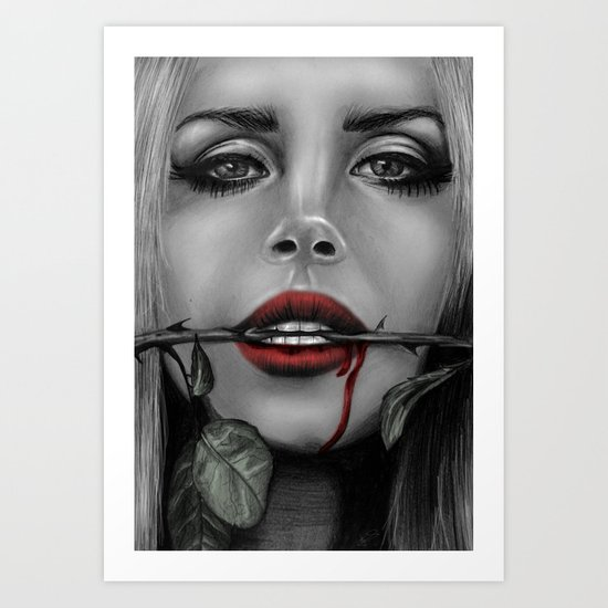 + Look What You've Done + Art Print