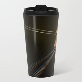 Where Colour Comes From Metal Travel Mug