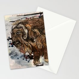 Musky Magic Stationery Cards