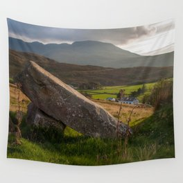 Stone Mountain Wall Tapestry