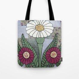 Woodland Flowers 3 Tote Bag