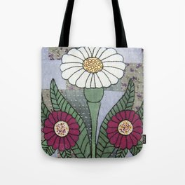 Woodland Flowers 3 Tote Bag
