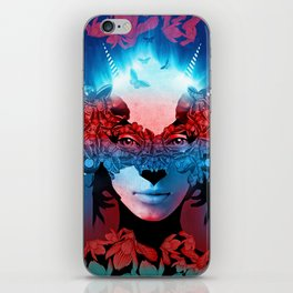 Meaning of life iPhone Skin