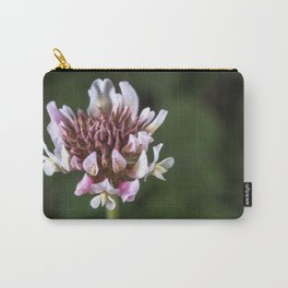 Red Clover Flower Carry-All Pouch