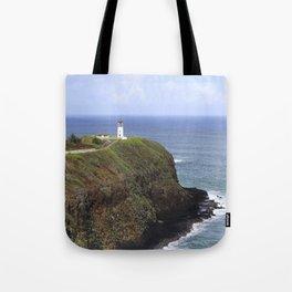 Kilauea Lighthouse, Kauai, Hawaii Tote Bag
