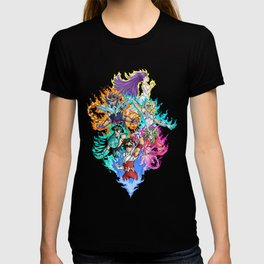 Saint Seiya T-shirt