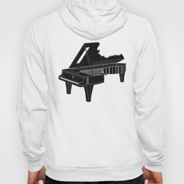 Music Is The Key B Hoody