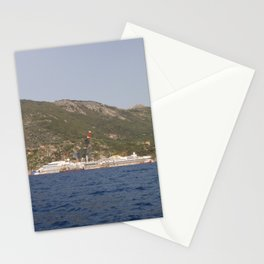 Wreck Of The Costa Concordia Stationery Cards