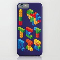 I Heart Tetris iPhone 6s Slim Case