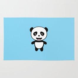 Cute Panda Kawaii T-Shirt for all Ages Dyo0s Rug