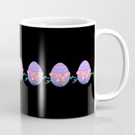 Egg and Pink Bow 02 Coffee Mug