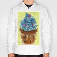 cupcakes Hoodies featuring Cupcakes by A.Aenska-Cholpanova