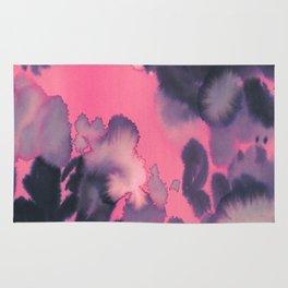 watercolor waves COLLAB DYLAN SILVA Rug