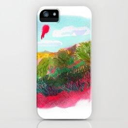 Landscape 2 iPhone Case
