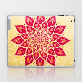 Mandala Savasana Laptop & iPad Skin