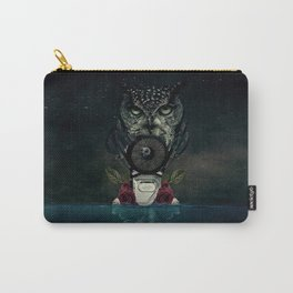 Owl Life Carry-All Pouch