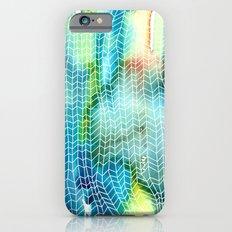 Woven Watercolor iPhone 6s Slim Case