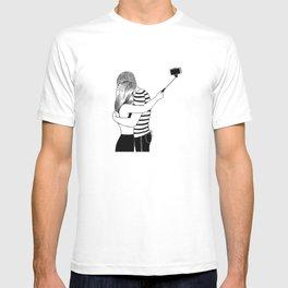 Do I love you or Do I just love me in love T-shirt