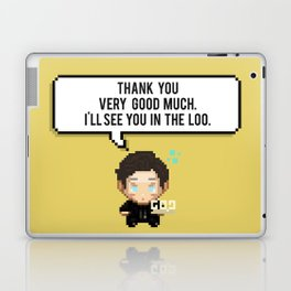 Thank you very good much, I'll see you in the loo. Laptop & iPad Skin