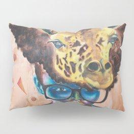Giraffe Me Centric Pillow Sham