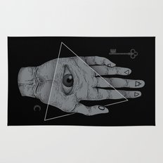 Witch Hand Rug