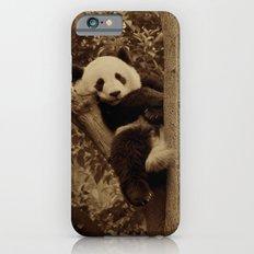 I love pandas!  iPhone 6s Slim Case