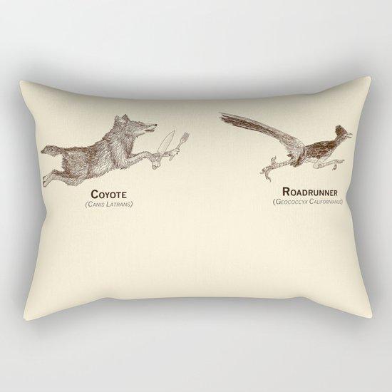 Endangerous Species Rectangular Pillow