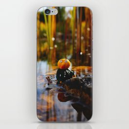gwerg iPhone Skin