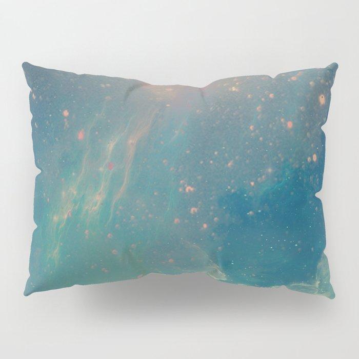 Space fall Pillow Sham