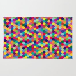 Geometric Pattern #3 Rug