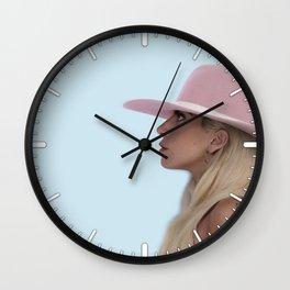 Lady G #1 Wall Clock