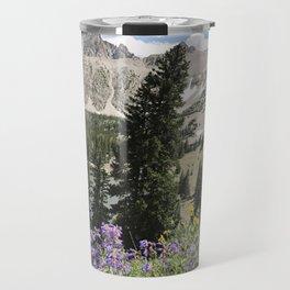 Nevada Summer Wildflowers Travel Mug