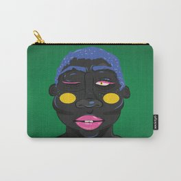 Shades of Black Carry-All Pouch