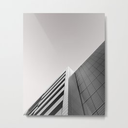 Random Residencial Building, The Quays, Salford. Metal Print