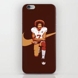 Colin Kaepernick - Kaep Doing It iPhone Skin
