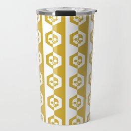 Honey Skulls Duality V1 Travel Mug