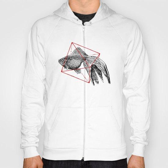 Fish In Geometrics III Hoody