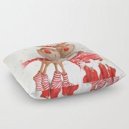 Dancing Elks Floor Pillow